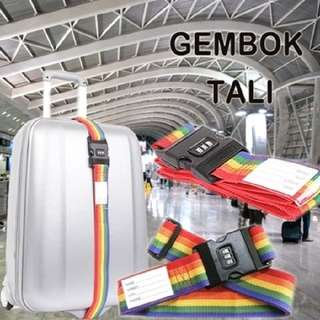 Gembok Tali with code
