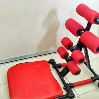 six pack abs cruches chair #MidNovember50
