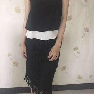 ICON SKIRT SIZE S