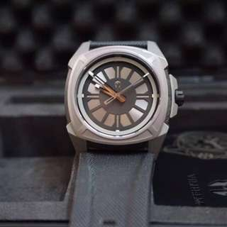 Vilhelm Elemental Steel Grey