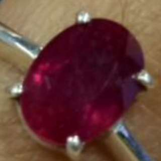 batu cincin pigeon blood ruby