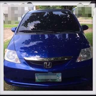 Honda City Vtec 1.5