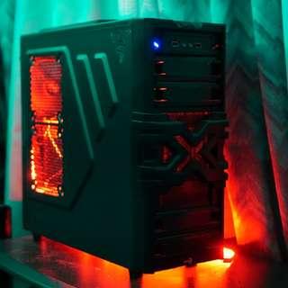 Gaming PC GTX 750ti