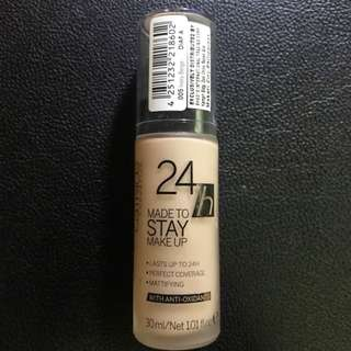 Catrice Made to Stay Foundation 24h
