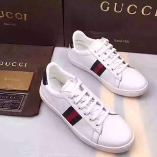 Gucci Ace Low Cut Sneakers