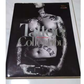 Rare Book Of Tattoo Designs! (Imported From Japan!)