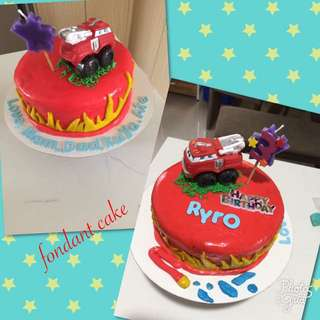 Made to order cakes & cupcakes
