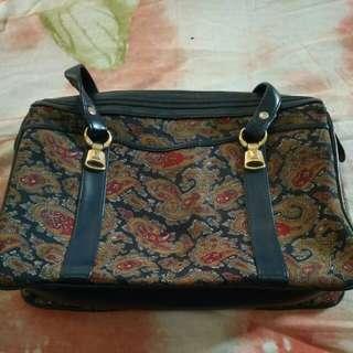 Pattern Sling Bag
