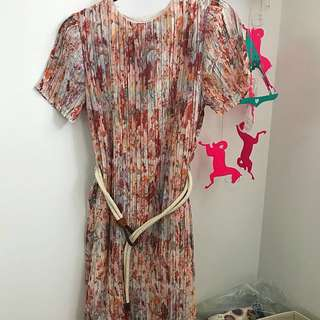 Zimmermann floral dress size 1(8-10)