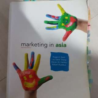 marketing in asia textbook