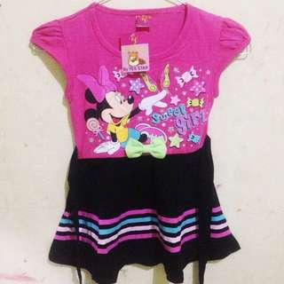 RePRICE Dress minnie mouse