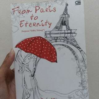 From Paris To Eternity - By Clio Freya