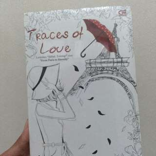 Traces Of Love - By Clio Freya