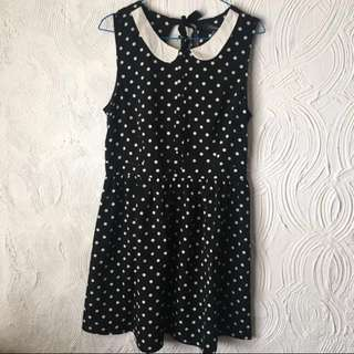 Forever21 Polkadot Dress