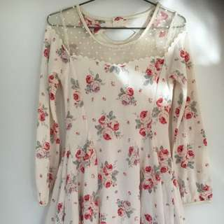 Liz Lisa Authentic Floral Dress