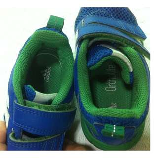 Adidas Ortholite kids toddler baby shoes