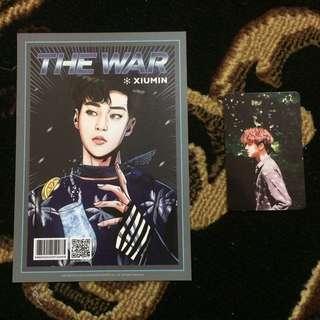 WTT EXO the war Xiumin Suho