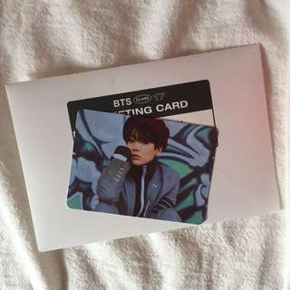 Bts season greetings 2017 suga pc