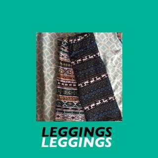 Patterned Leggings (Bundle)
