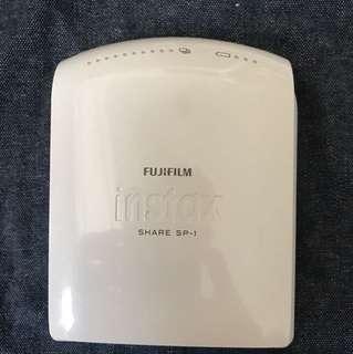 富士Fujifilm instax SHARE SP-1拍立得相片印表機