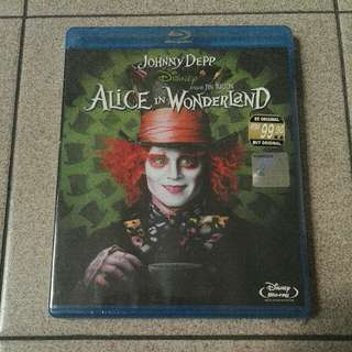 "Original ""Alice in Wonderland"" Blu-ray [2010]"