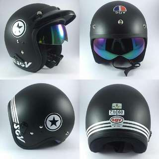 SGV Star Edition Helmet