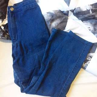 Misguided AU Jeans (Ankle Grazer)