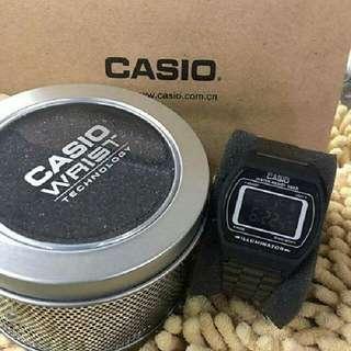 CASIO VINTAGE BLACK