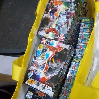 22盒超人細figure