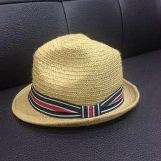 🌺女款成人遮陽帽 紳士帽 漁夫帽