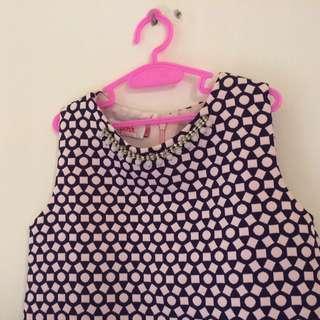 Dress Merk Pink beli di Metro #sss