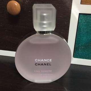 百貨公司購入Chanel髮香噴霧