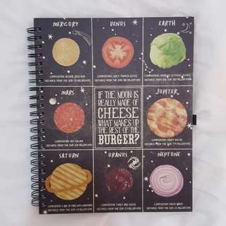 TYPO Hardcover A4 Campus Notebook