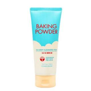 [Etude House] Baking Powder BB Deep Cleansing Foam 160 ml