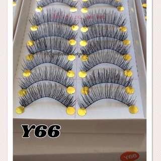 Taiwan eyelashes y66