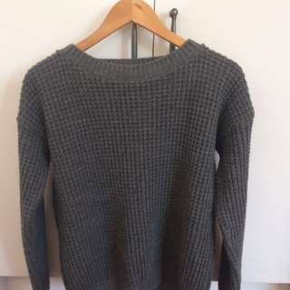 BOOHOO knitted jumper 👗