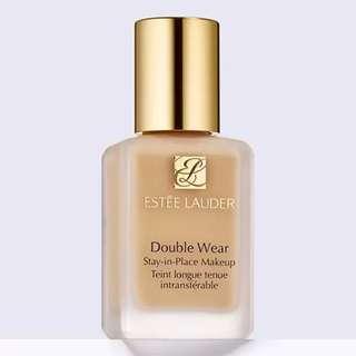 (99%新)Estee Lauder Double Wear Foundation - Sand 1W2
