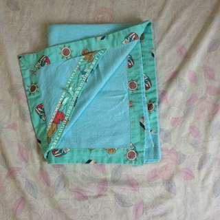 preloved recieving blanket