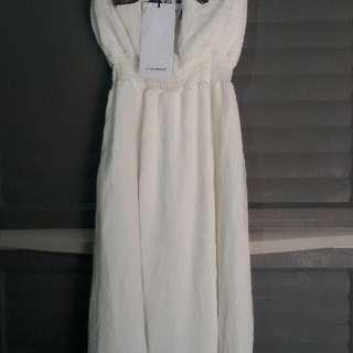 vero moda maxi dress with tag