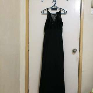Elegant Black Gown