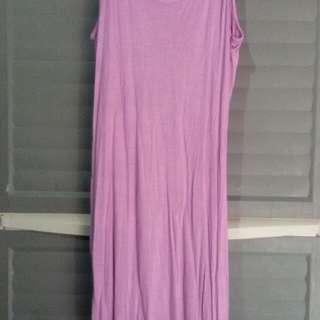 simple cotton preloved dress