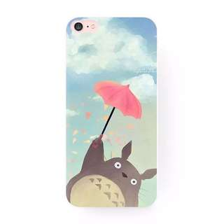 LAST PIECE INSTOCK iPhone 7+ Totoro Phone Case
