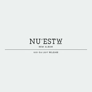 [PREORDER] NU'EST W - New East W