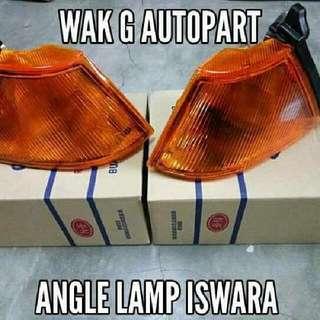 Angle Lamp Iswara