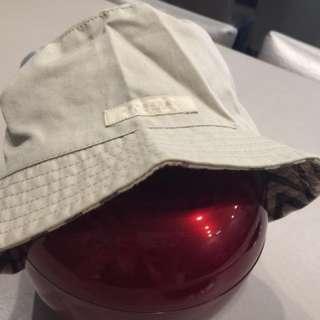 Burberry 純棉漁夫帽