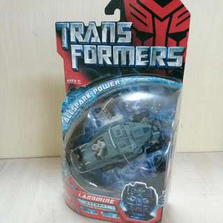 Transformers Movie : Allspark Power's Autobot Landmine By Hasbro