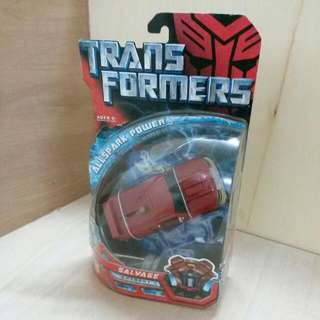 Transformers Movie : Allspark Power's Autobot Salvage By Hasbro