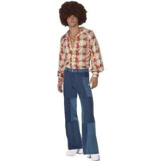 Men's 70's Retro Costume