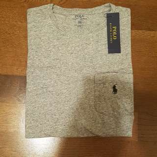 Ralph Lauren Pocket Crew Tee