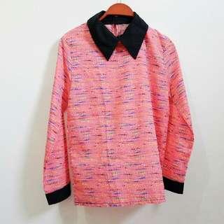 pink blus